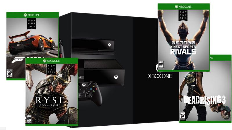 Xbox One and Xbox 360 Combine to Sell Most Games in January