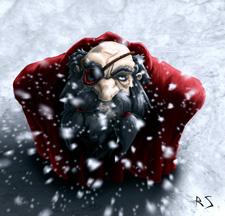 Dwarf Rogue, by Sagar Patel and Ricky Aschbrenner