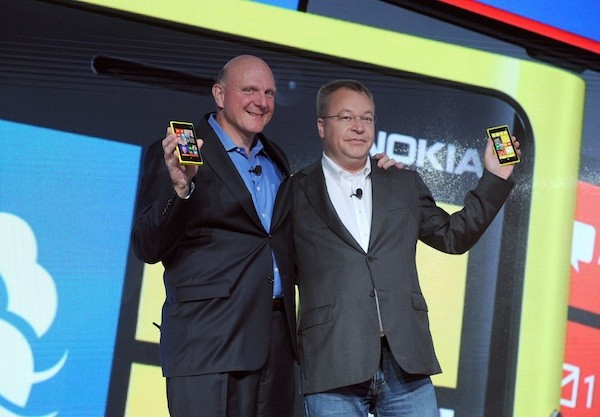Nokia Sales Slump in 2013