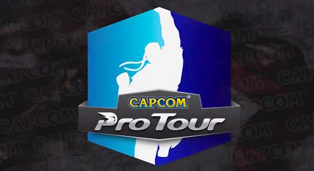 Capcom Pro Tour logo