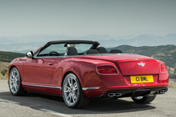 2014 Bentley Continental GTC V8S