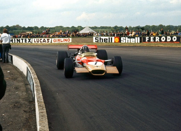 Lotus 49b Graham Hill