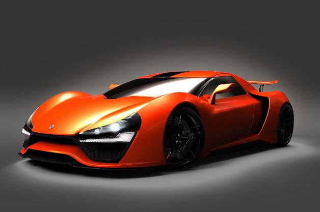 パワーは2000hp超え! 新たな米製スーパーカー、トリオン「ネメシス」