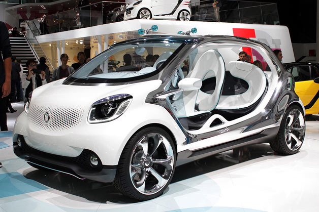 Smart FourJoy Concept at 2013 Frankfurt Motor Show
