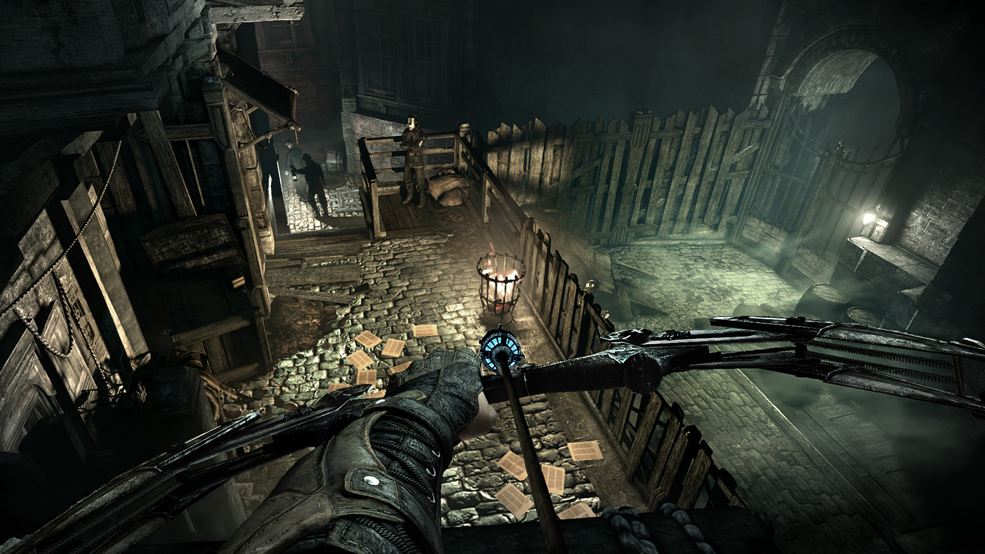 Top 5 Ways to Kill and Sneak Past Freaks in Thief