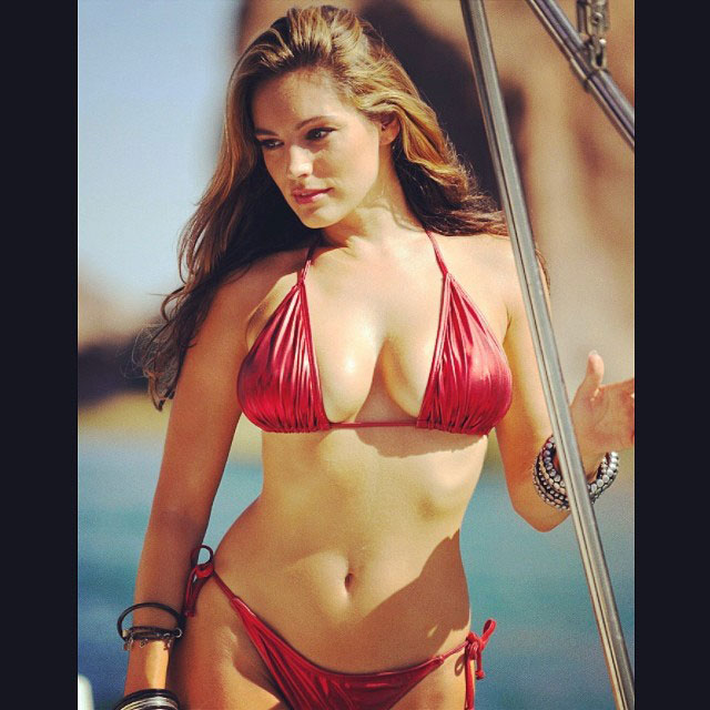 kelly brook bikini instagram picture