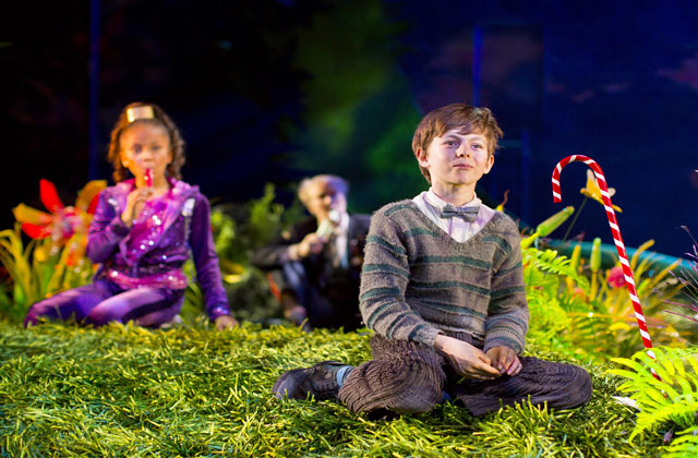 Charlie and the Chocolate Factory, musical, west end