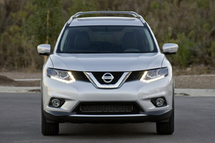 2014 Nissan Rogue SV review notes | Autoweek