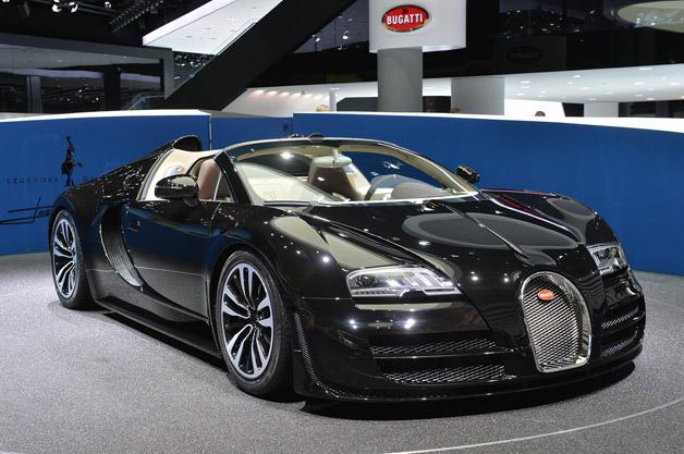 Bugatti Grand Sport Vitesse Jean Bugatti