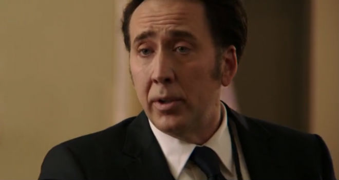 nicolas cage left behind