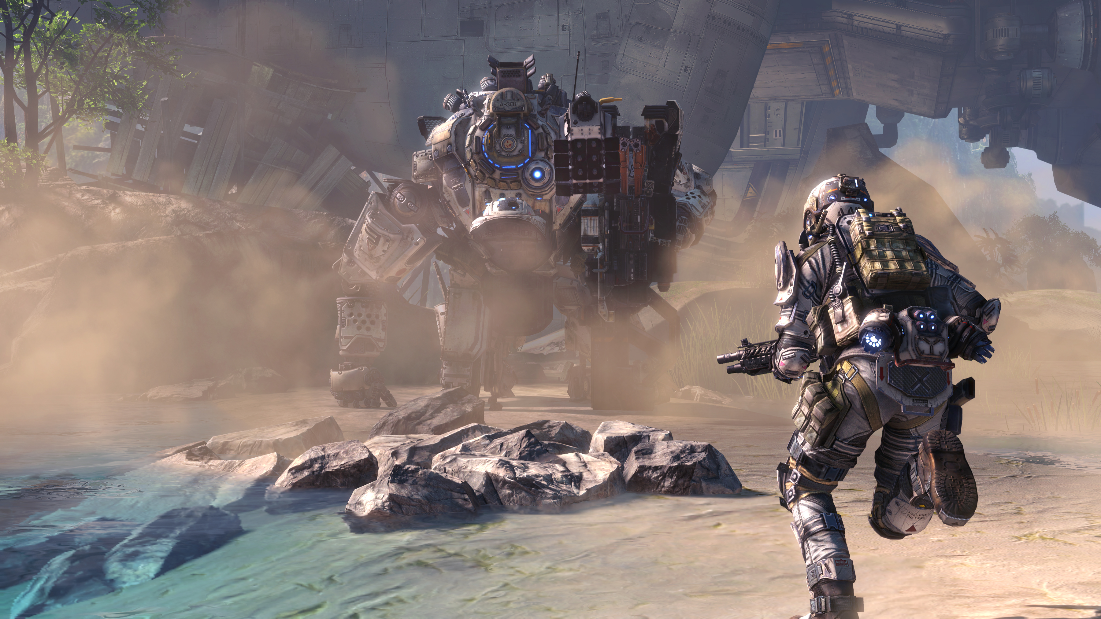 Eight Gorgeous Titanfall Screenshots
