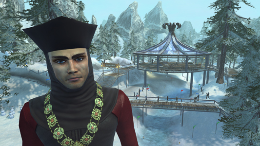 STO Winter Event