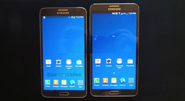 Un supuesto Galaxy Note 3 Neo asoma de improviso para airear antes de tiempo su ficha técnica