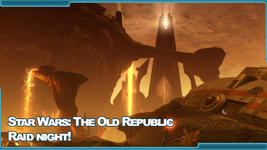 The Stream Team: SWTOR masters of dread