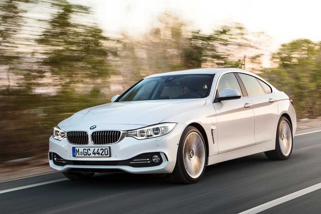 BMW、新型ミッドサイズ・4ドア・クーペ「4シリーズ グラン クーペ」を発表!