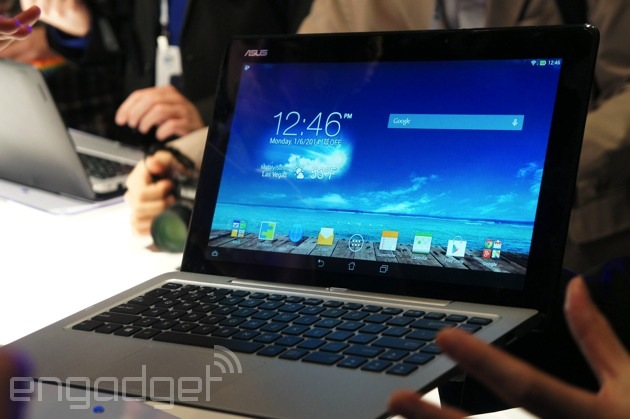asus transformer book duet can switch between android and
