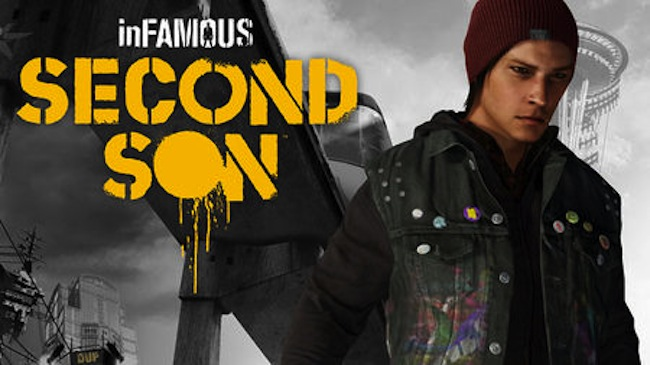 Sony Unveils Amazing Customized PS4 of Infamous: Second Son