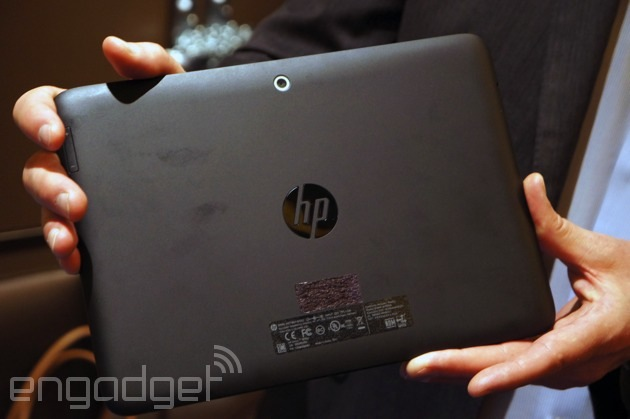 HP intros the ProPad 600 tablet, updates the existing ElitePad with LTE and a sharper screen