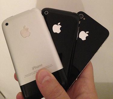 iPhone Trio