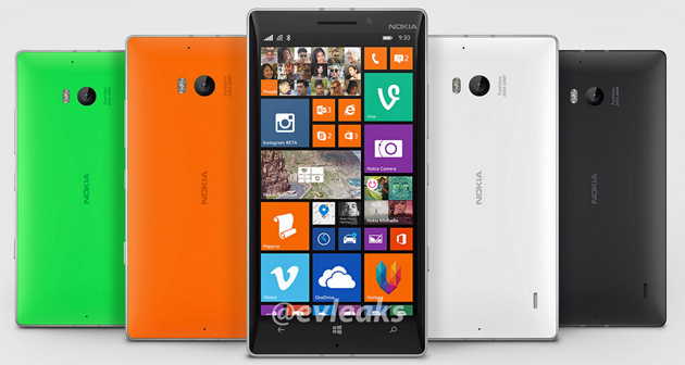 Nokia Lumia 930 leak
