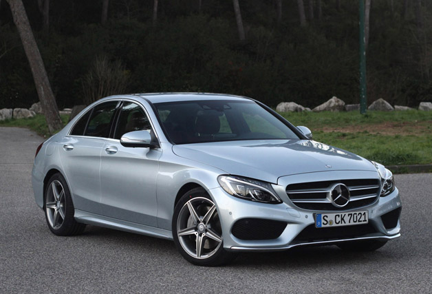 Autoblog 2015 mercedes benz c class first drive for Mercedes benz forum s class