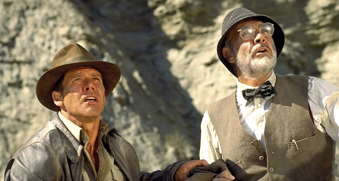 Action Movie Mistakes Indiana Jones