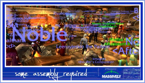 World of Warcraft people