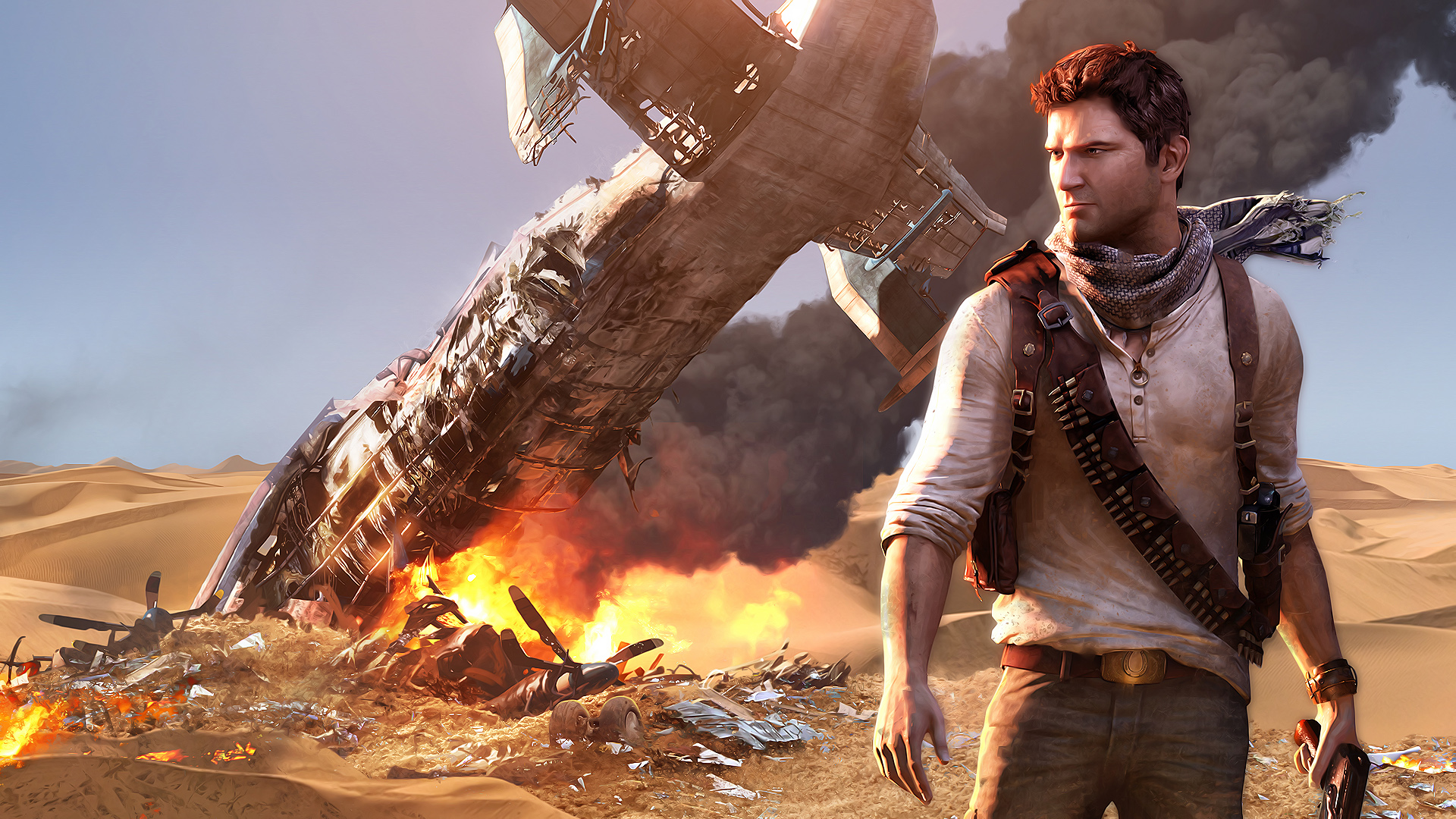 Naughty Dog Says Uncharted 4 is