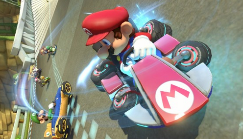 Mario Kart 8 and Super Smash Bros Coming Spring 2014?