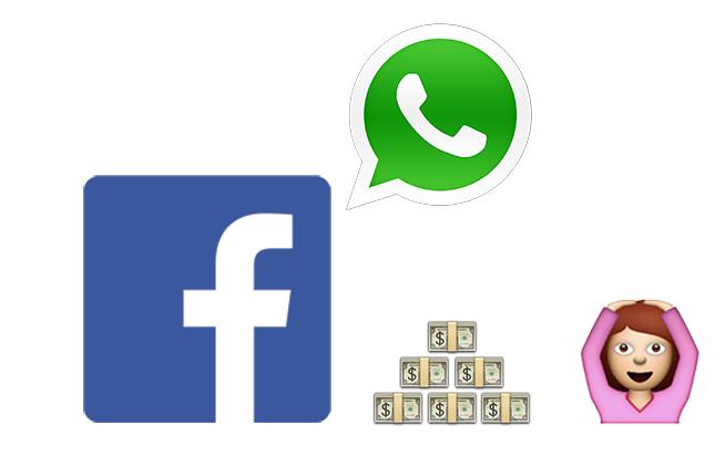 Facebook comprará WhatsApp por 19.000 millones de dólares