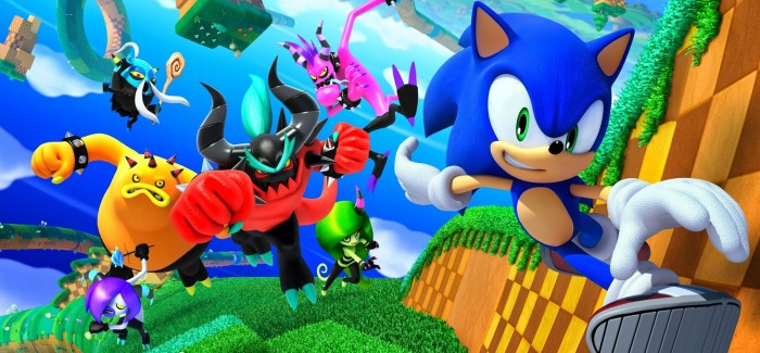 See Early Concept Art from Sonic: Lost World