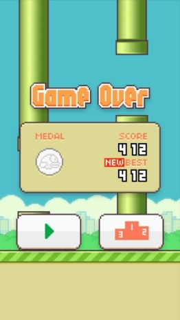 The Highest Flappy Bird Score We've Ever Seen