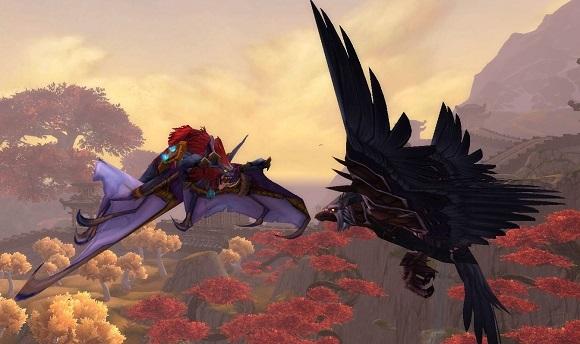 Troll flight form vs worgen