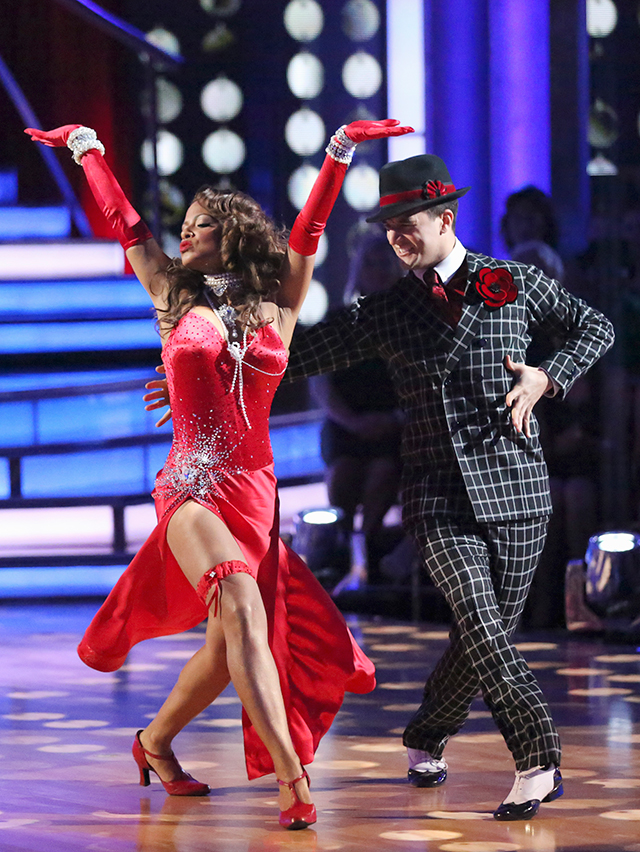 christina milian on dancing with the stars