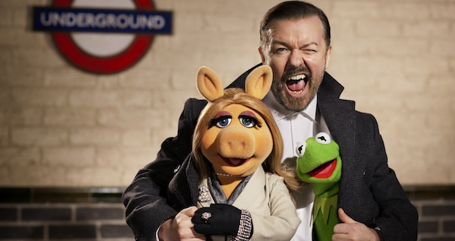 'Muppets Most Wanted' new poster