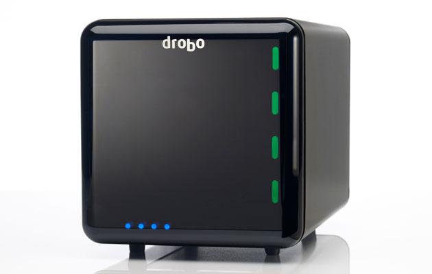 Drobos neue Speicherbox ist schneller und besser bei Mac Backups