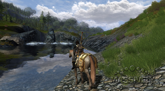 LotRO - Kingstead stream