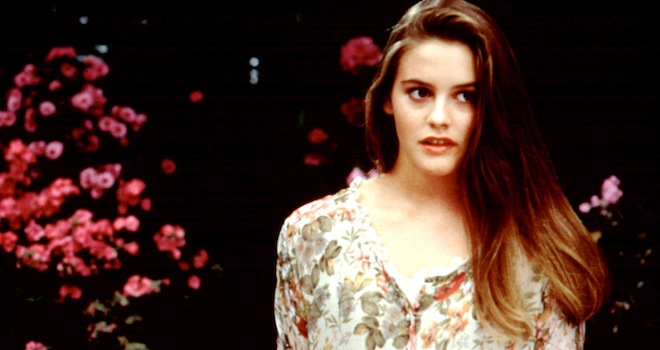 THE CRUSH (1993) ALICIA SILVERSTONE