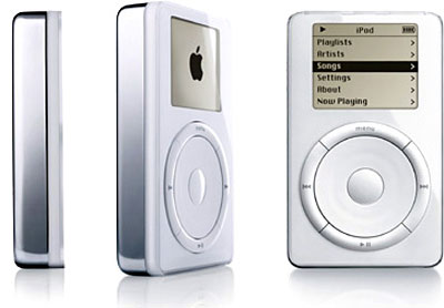 primer ipod apple