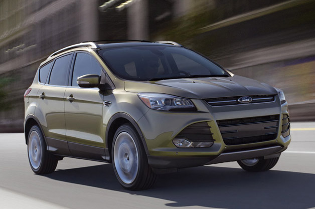 ford forced to recall escape over fire risk yet again update. Black Bedroom Furniture Sets. Home Design Ideas