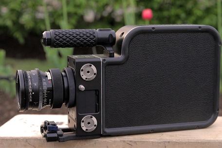 Black Betty 2K Digital Video Camera