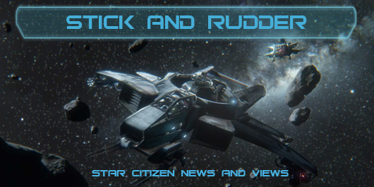 Star Citizen - Stick and Rudder Hornet header