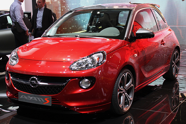 Opel Adam S and Adam Rocks make us want GM's Euro city car even more [w/poll]