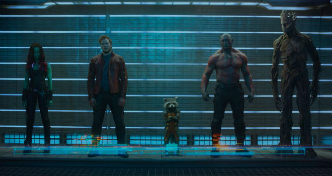 guardians of the galaxy sequel