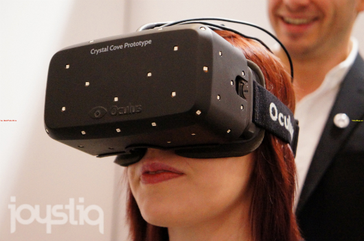 Report: Oculus Rift consumer version due by summer 2015