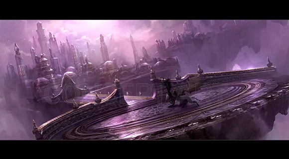 Warcraft Movie Concept Art
