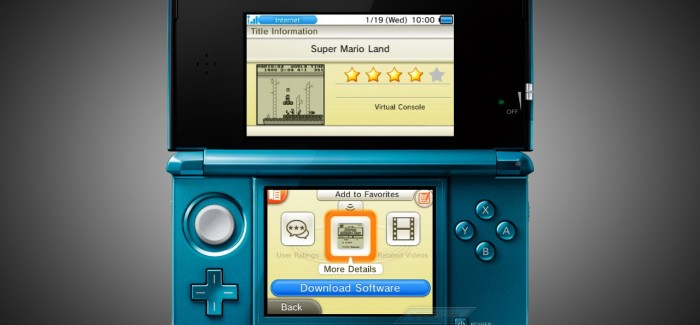 Nintendo eShop Down for Maintenance Today