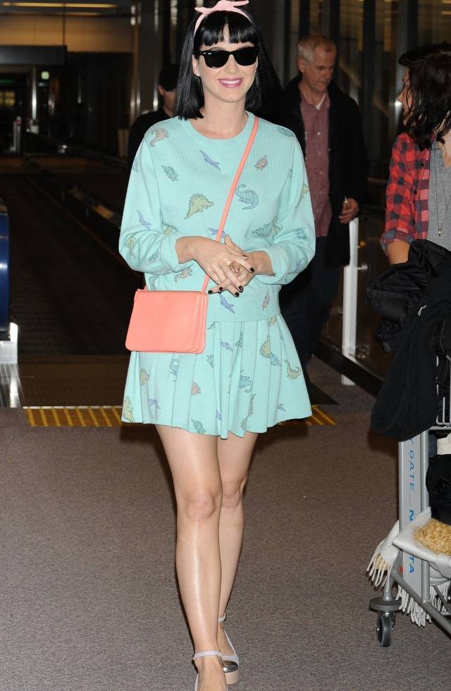 Katy Perry in Tokyo