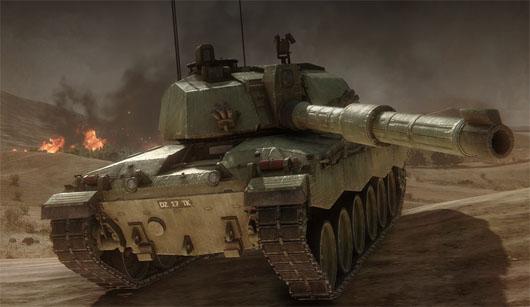 Armored Warfare tank