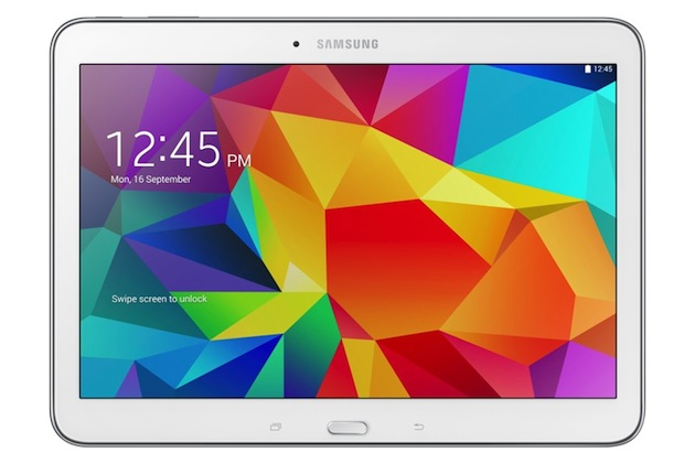 Samsung confirms thinner and lighter Galaxy Tab 4 tablet range